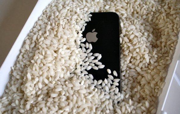 Что делать, если смартфон упал