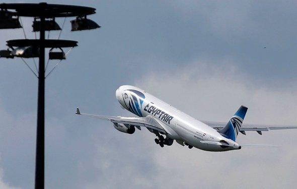 Катастрофа А320 EgyptAir
