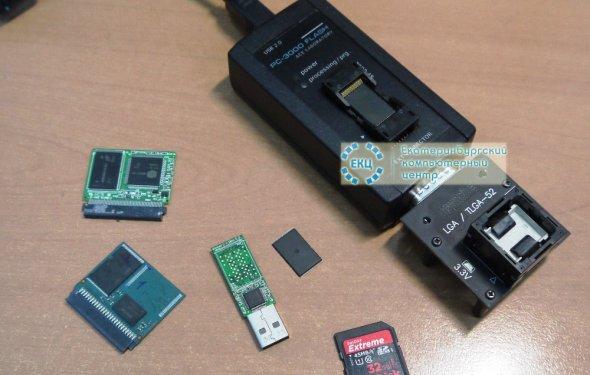 карт памяти, SSD-дисков