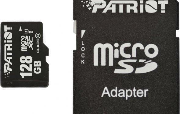 Купить - карту памяти PATRIOT