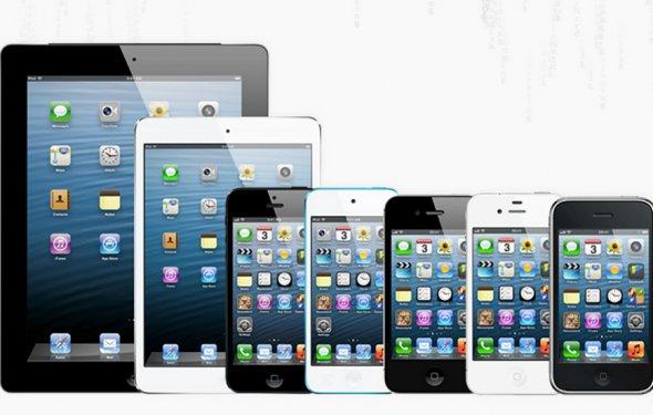 восстановление данных с iPad и